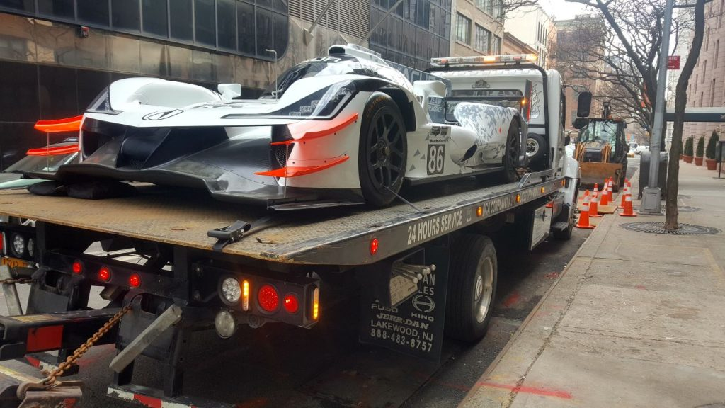 Sport Car Towing NYC